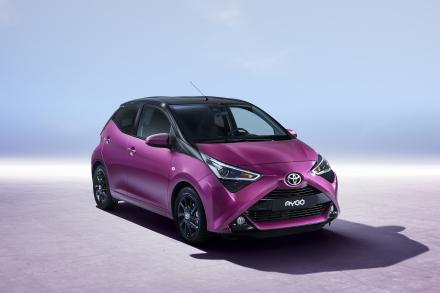 Toyota Aygo Hatchback 1.0 VVT-i X-Play 5dr x-shift