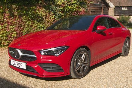 Mercedes-Benz Cla Coupe CLA 180 AMG Line Premium 4dr Tip Auto