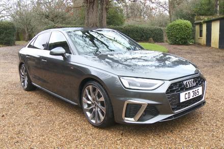 Audi A4 Saloon 35 TFSI Technik 4dr S Tronic [Comfort+Sound]