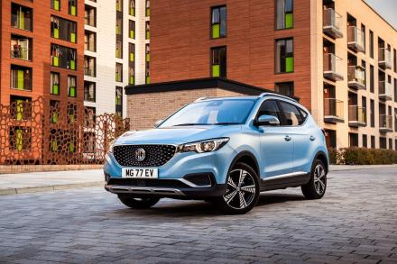 MG Zs Electric Hatchback 105kW Exclusive EV 45kWh 5dr Auto