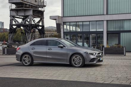 Mercedes-benz A Class Amg Saloon Select vehicle