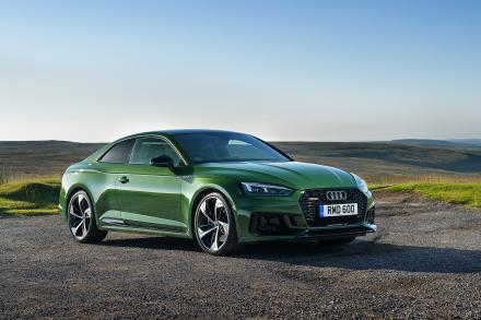 Audi Rs 5 Coupe RS 5 TFSI Quattro 2dr Tiptronic