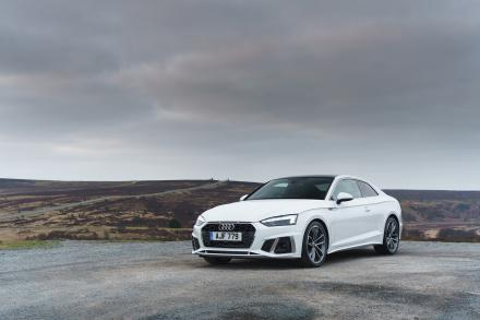Audi A5 Coupe Special Editions 40 TFSI Edition 1 2dr S Tronic
