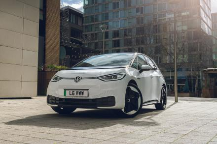 Volkswagen Id.3 Electric Hatchback 150kW Life Pro Performance 58kWh 5dr Auto