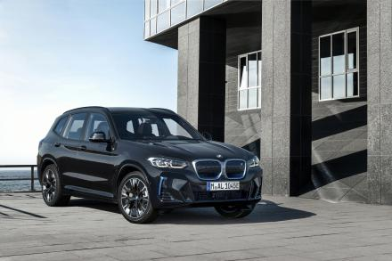 BMW Ix3-e Electric Estate 210kW M Sport 80kWh 5dr Auto