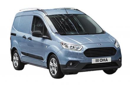 Ford Transit Courier Petrol 1.0 EcoBoost Leader Van [6 Speed]