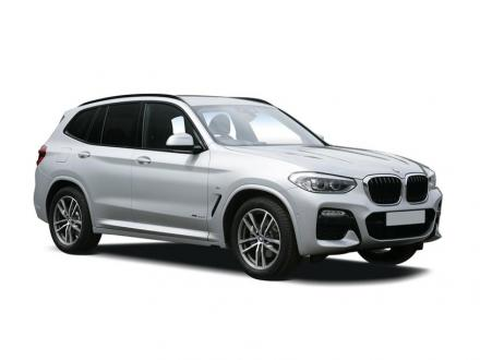 BMW X3 Diesel Estate xDrive20d MHT M Sport 5dr Step Auto [Tech Pack]