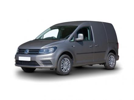 Volkswagen Caddy C20 Petrol 1.0 TSI BlueMotion Tech 102PS Startline Van