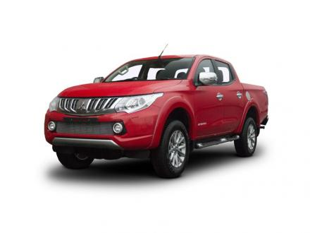 Mitsubishi L200 Diesel Double Cab DI-D 150 Warrior 4WD (Leather) Auto